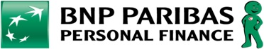 Logo BNP Paribas. Personal Finance